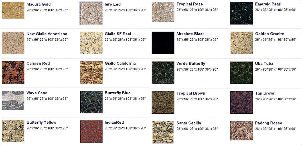 granite-chips