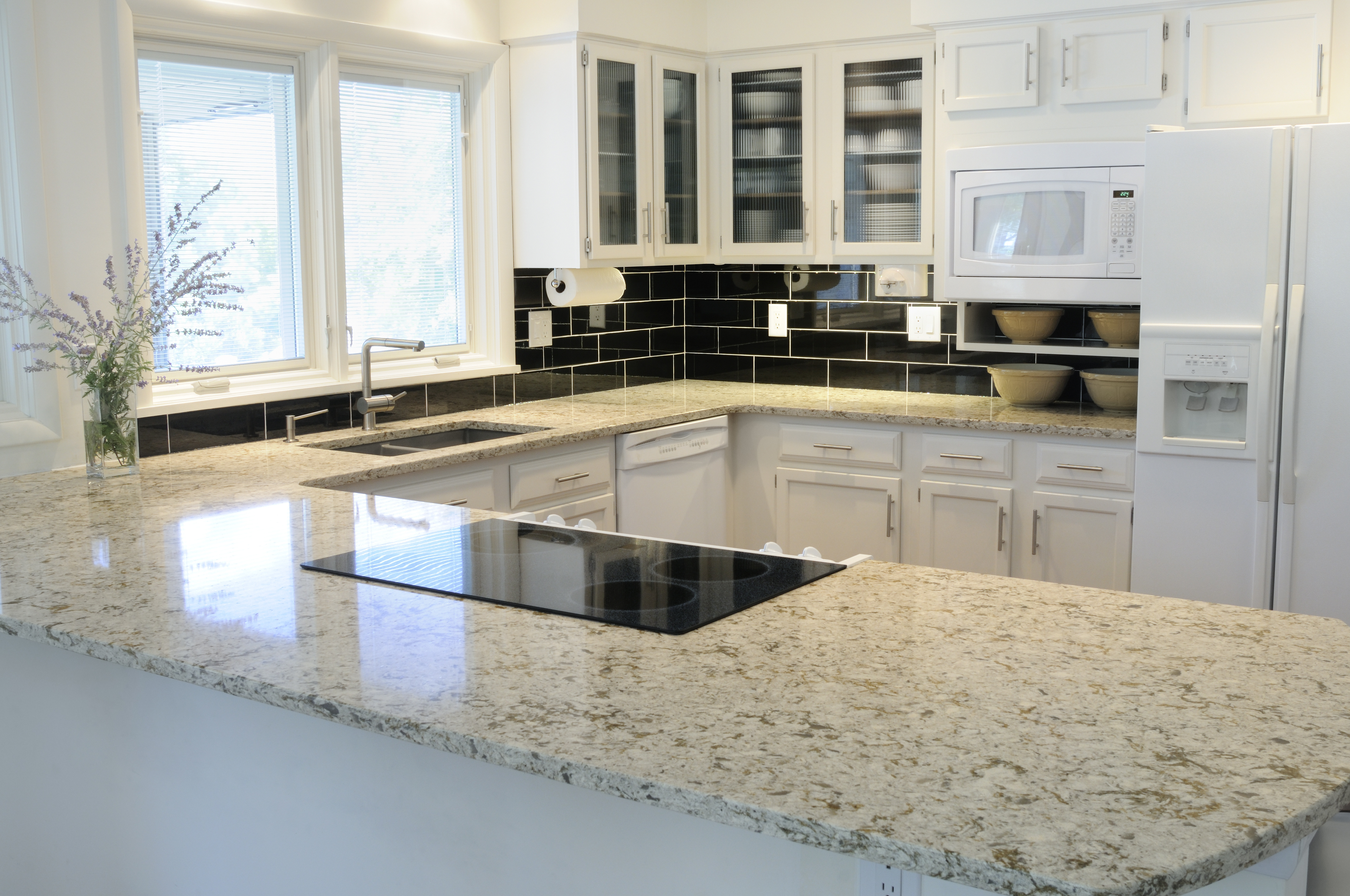 choosing material idea kitchen granite cheap of vanity home new countertop best white options tops countertops