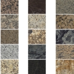 Riverside Kitchen Granite Countertop Options
