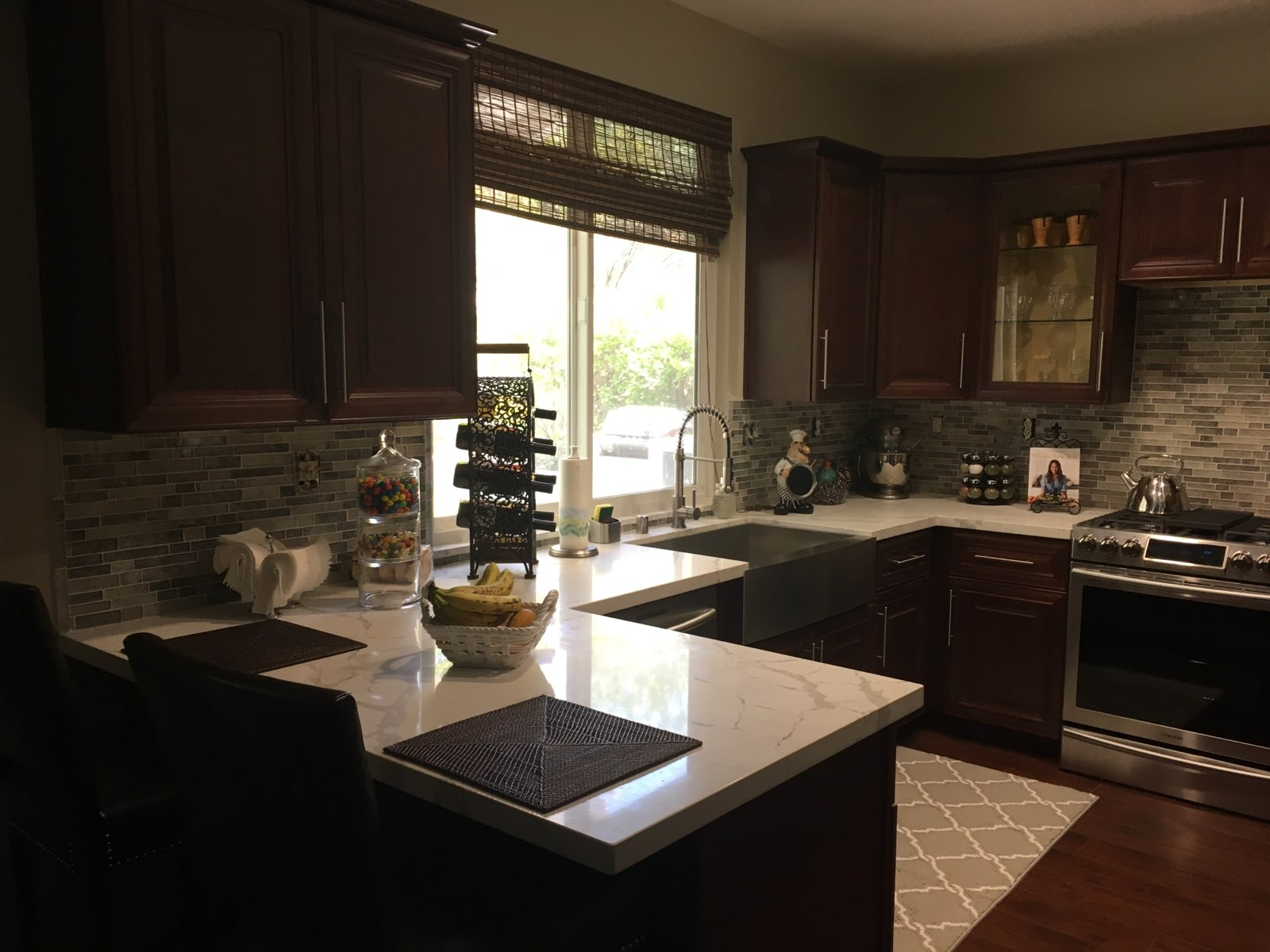 Kitchen Remodel​ ​Santa Clarita After