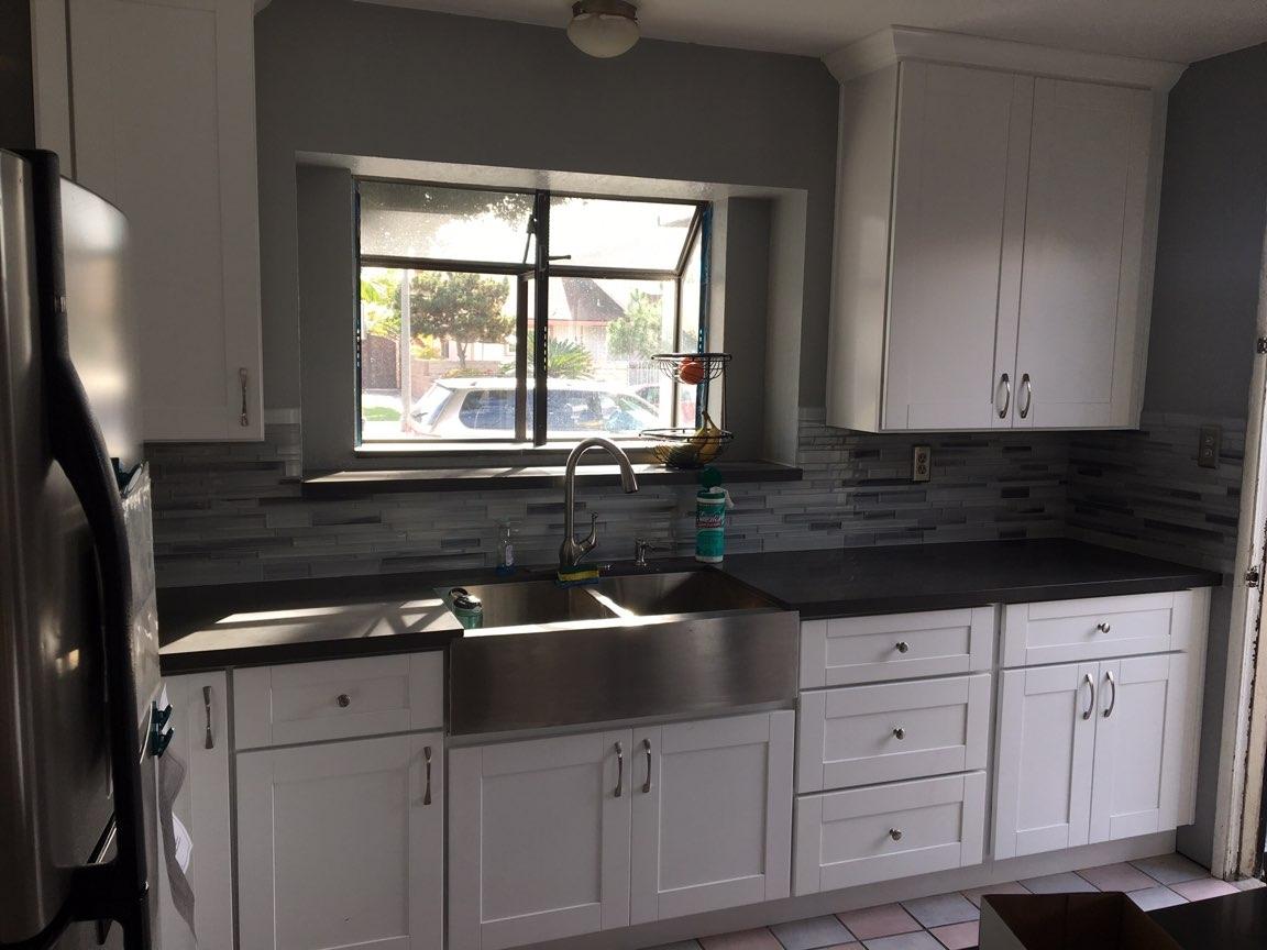 Kitchen Remodel Wilmington After