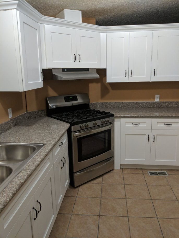 Kitchen Remodel Castaic After