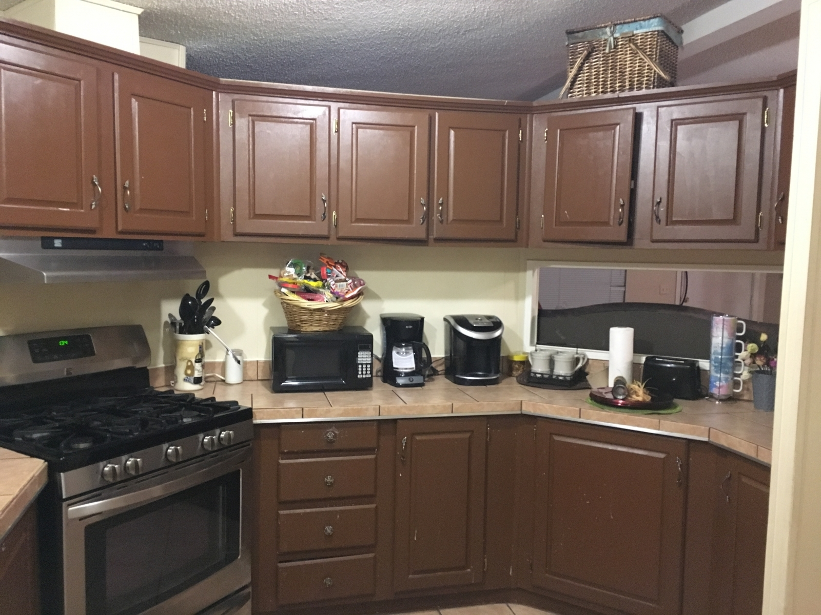 Kitchen Remodel Castaic Before