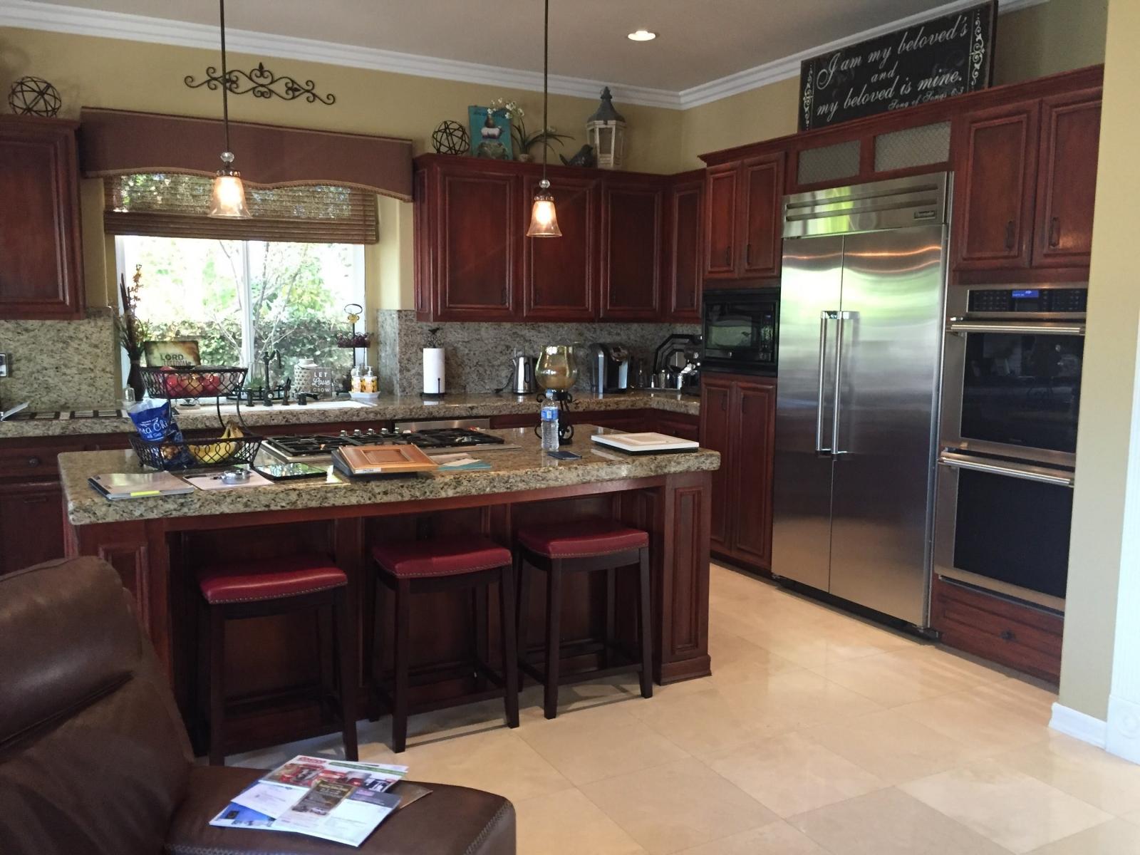 Kitchen Remodel Coto De Caza Before