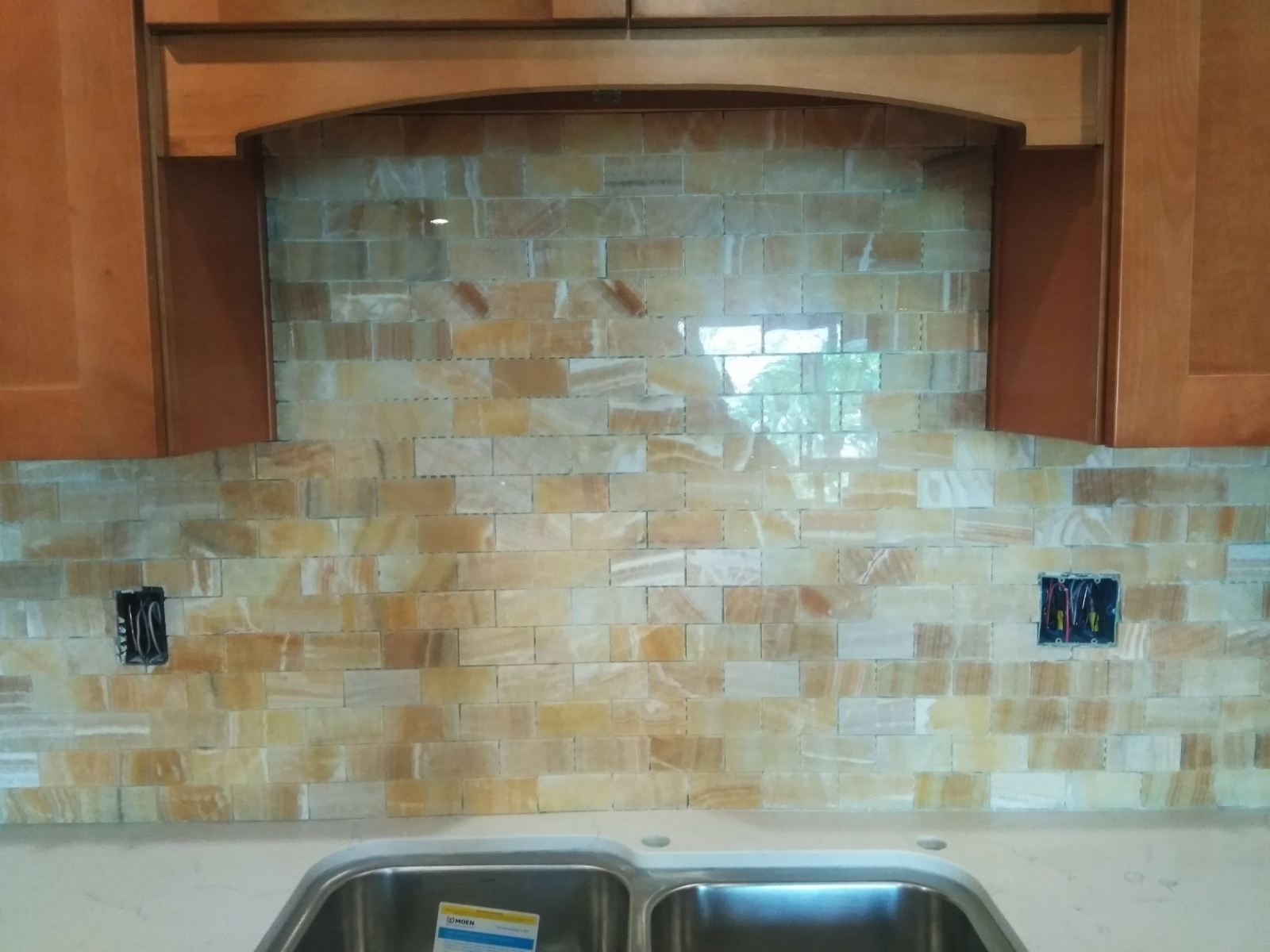 Kitchen Remodel Gardena Backsplash