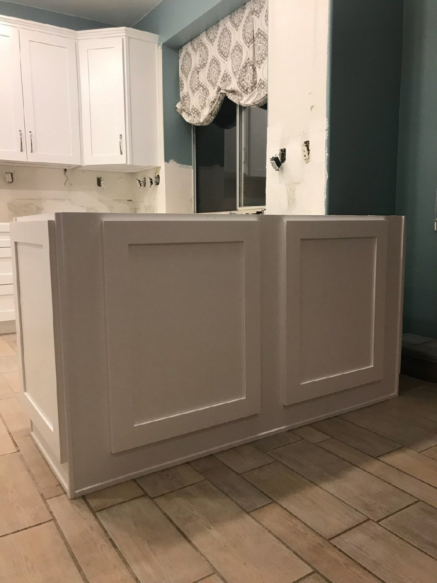 Kitchen Remodel Los Angeles During
