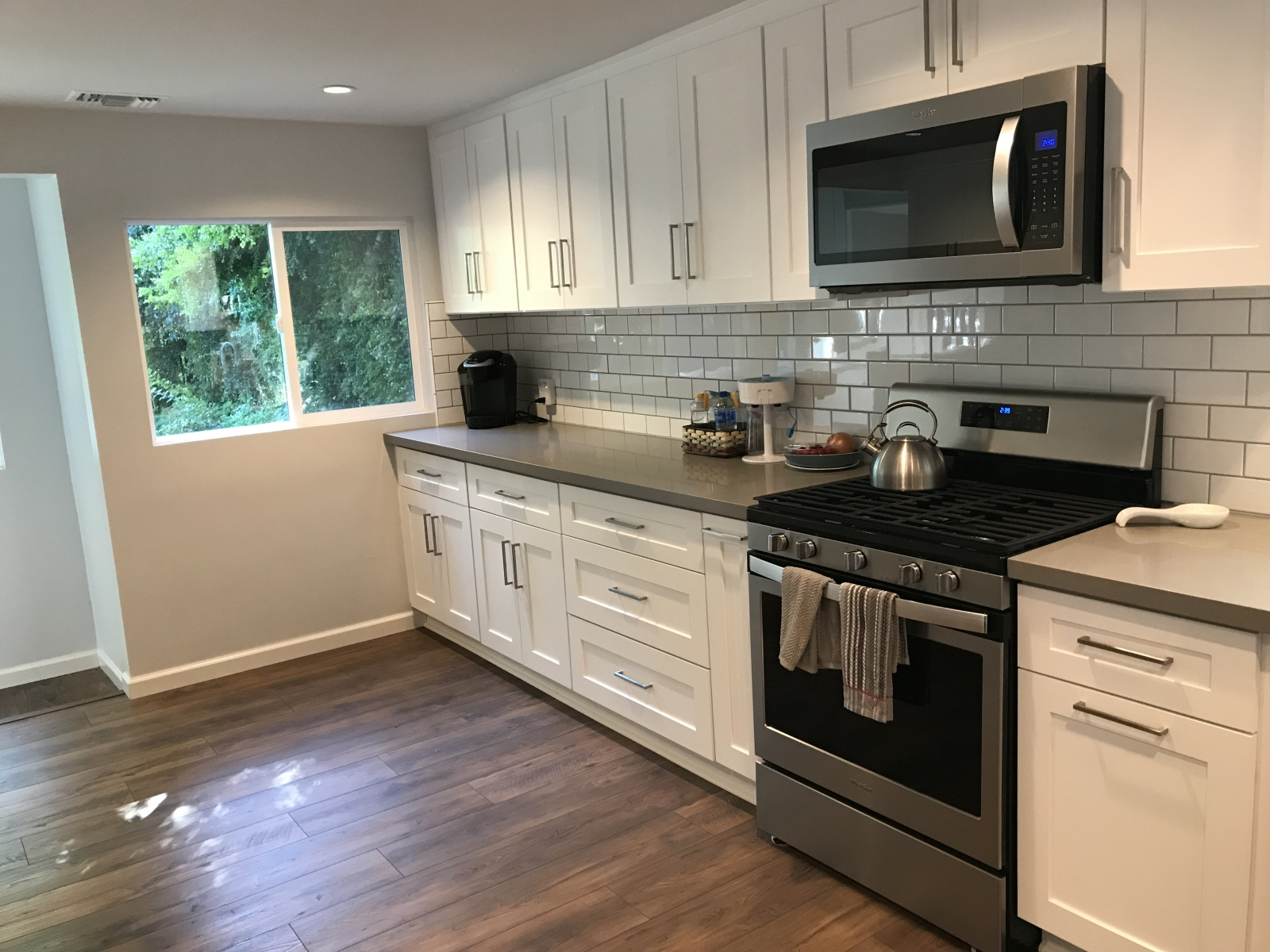 Kitchen Remodel Designer Monrovia After
