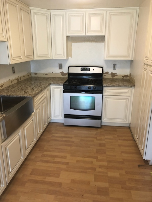 Kitchen Remodel Rancho Cucamongo During