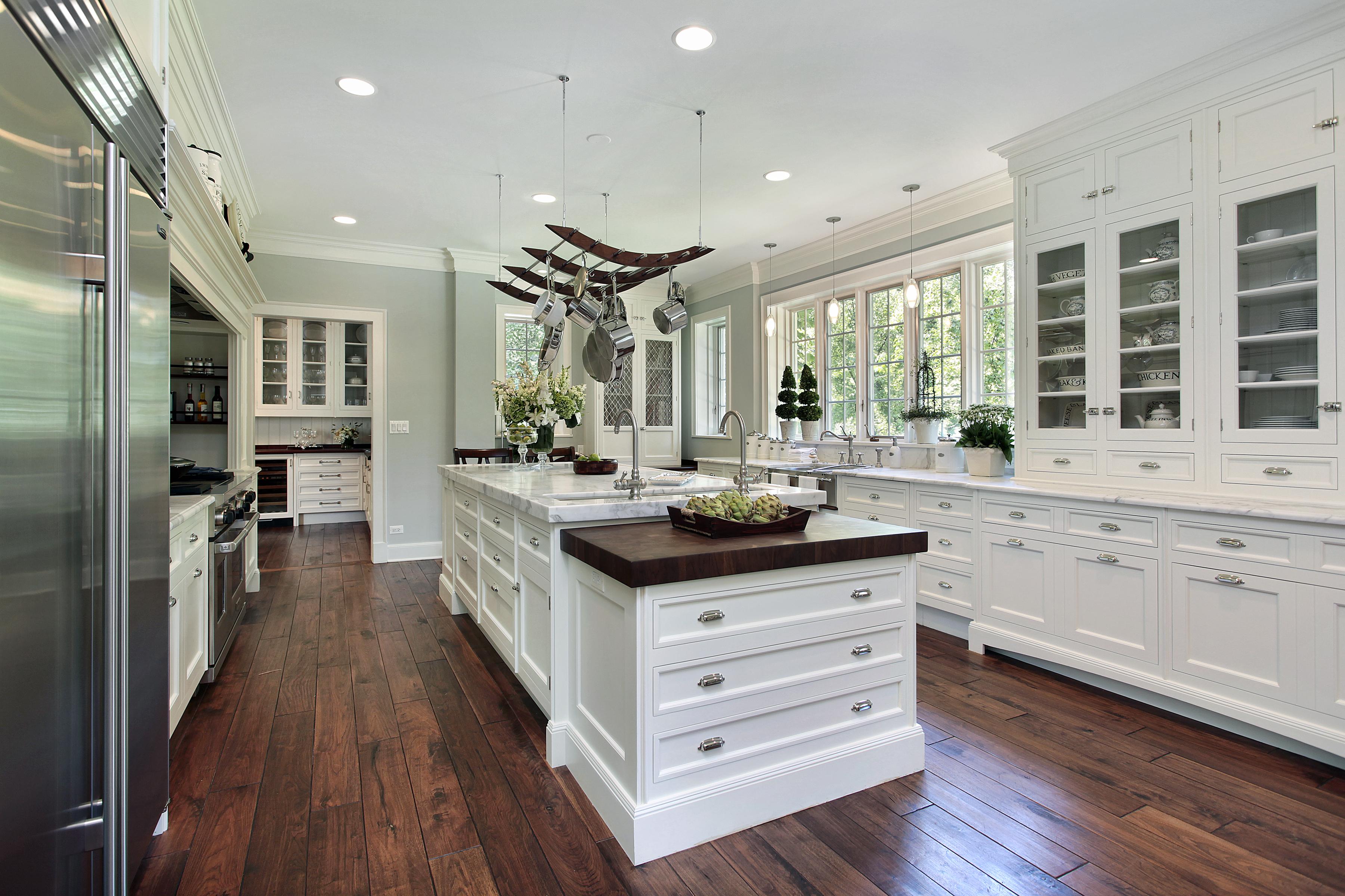 inset kitchen cabinet