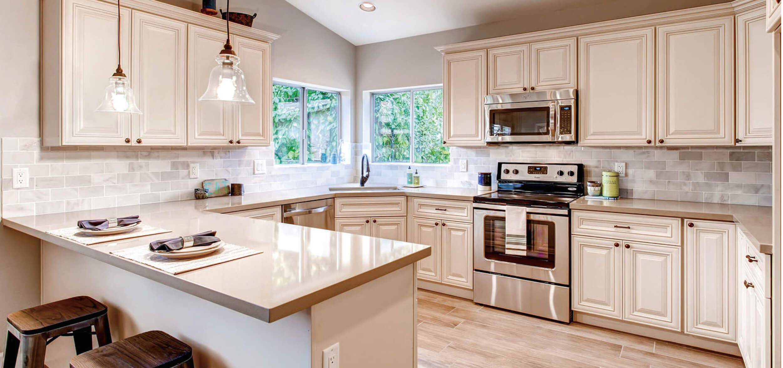 Complete Kitchen Cabinet Packages